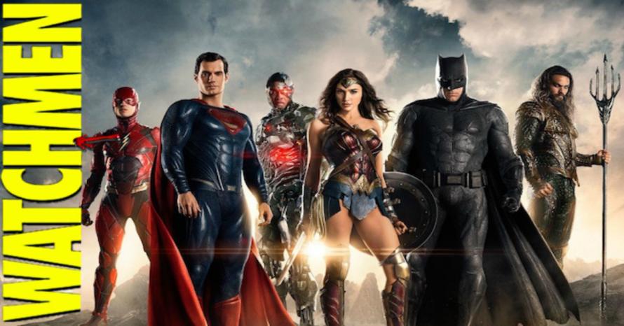 Watchmen deve ganhar série de TV; haverá conexão com o UEDC?
