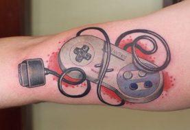 16 ideias de tatuagens para amantes de games