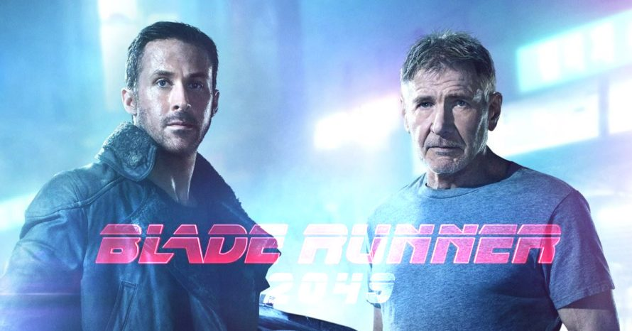 Confira as reações dos críticos ao novo filme Blade Runner 2049