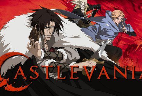 Primeira temporada da série anime de Castlevania já está disponível na Netflix
