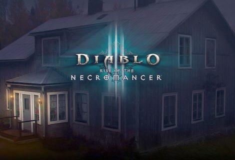 Blizzard pretende levar um fã para uma casa assombrada