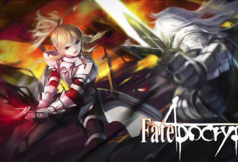 Novo anime Fate/Apocrypha chega na Netflix em Novembro