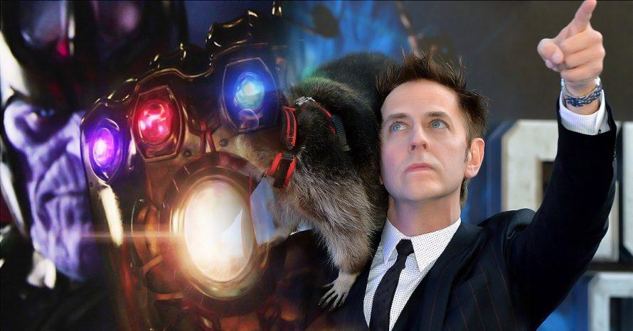 Reunião da Disney define que diretor James Gunn não será recontratado