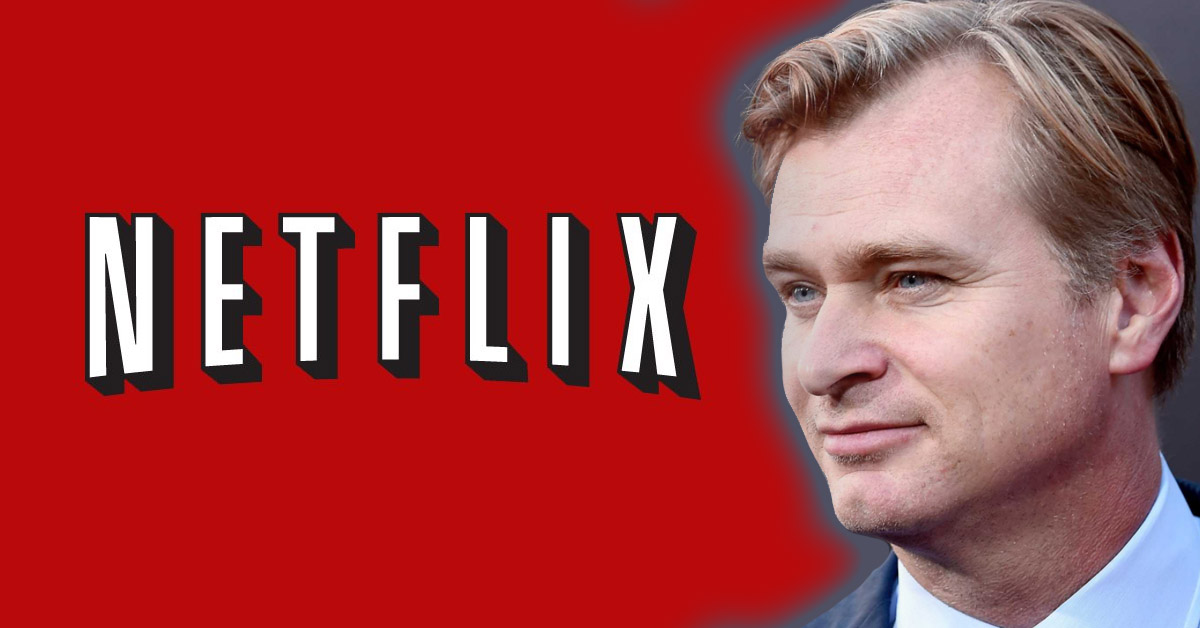 Image result for christopher nolan netflix