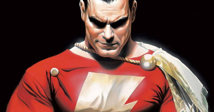 O primeiro filme de super-heróis da história é de Shazam!