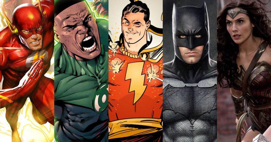Warner confirma que vai lançar diversos filmes da DC; saiba quais
