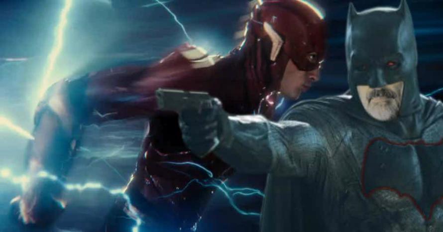 O que é o evento Flashpoint e como ele pode impactar os filmes da DC