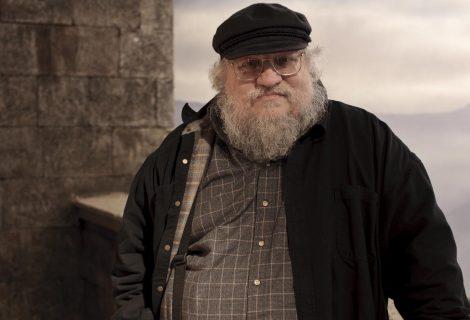 George R. R. Martin lançará livro que deu origem a Game of Thrones
