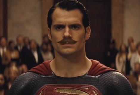 Refilmagens de Liga da Justiça são atrapalhadas até por bigode de Henry Cavill