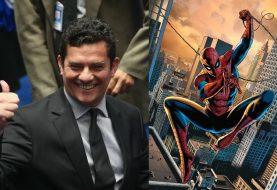 Juiz Sérgio Moro é fã dos quadrinhos de Homem-Aranha e Batman