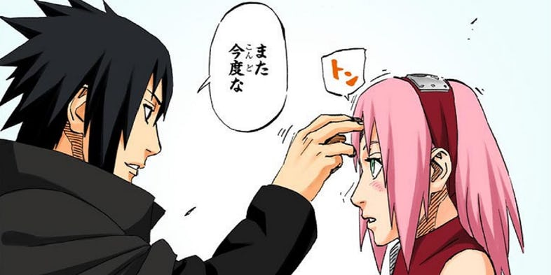 Naruto: 15 fatos que você não conhecia sobre Sasuke e Sakura -