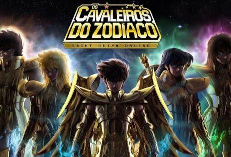 Cavaleiros do Zodíaco ganha um MMORPG oficial no Brasil