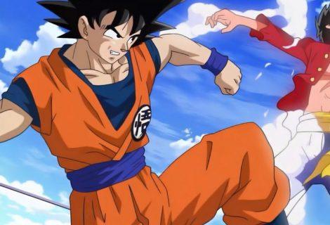 Dragon Ball Super e One Piece terão novo episódio crossover