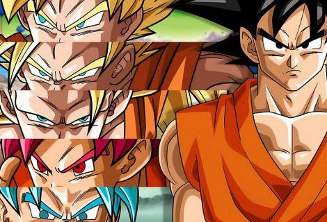 Bomba: nova transformação de Goku é finalmente revelada