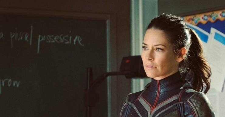 Divulgada 1ª imagem de Evangeline Lilly como Vespa em Homem-Formiga e a Vespa