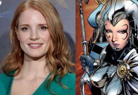 Jessica Chastain confirma que fará vilã de X-Men: Fênix Negra