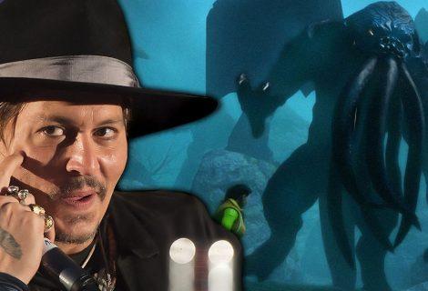 Johnny Depp revela o seu novo show baseado em Secret World