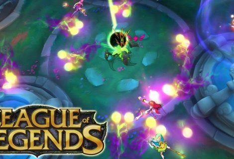 Novo modo cooperativo de League of Legends ainda em desenvolvimento