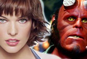 Milla Jovovich de Resident Evil deve ser vilã em novo Hellboy