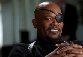 Capitã Marvel: fotos indicam reviravolta na história de Nick Fury; confira