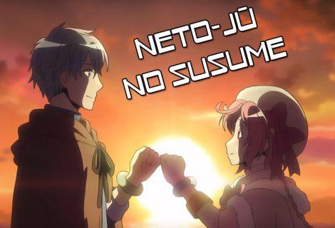 Mangá de Neto-Jū no Susume ganha sua versão em Anime