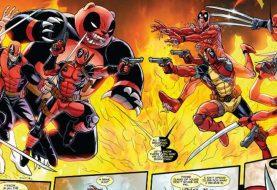Top 5: Versões mais insanas do Deadpool