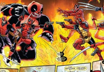 Top 5: Versões mais insanas do Deadpool