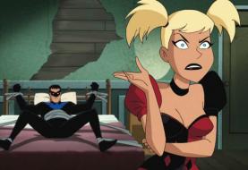 O Asa Noturna e a Arlequina fizeram sexo no novo filme animado do Batman?