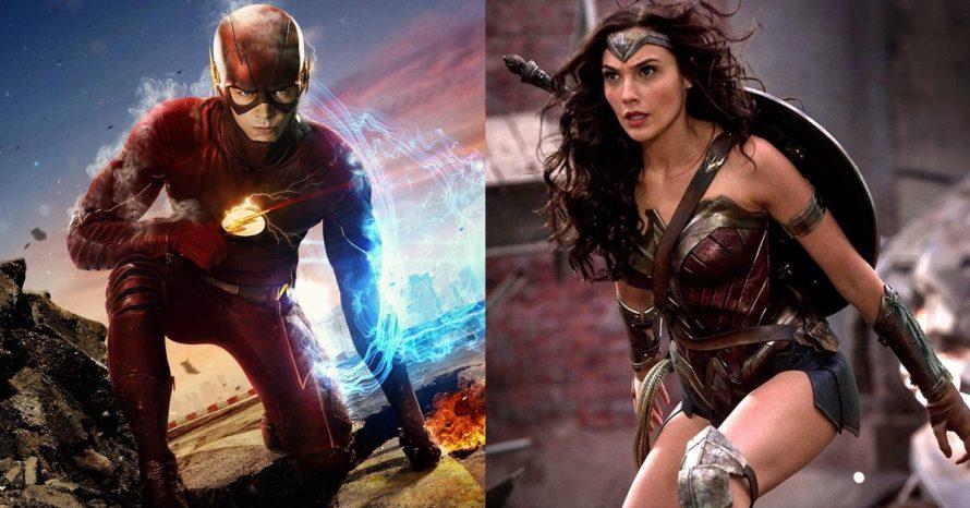 Mulher-Maravilha pode estar em Flashpoint, filme solo do Flash