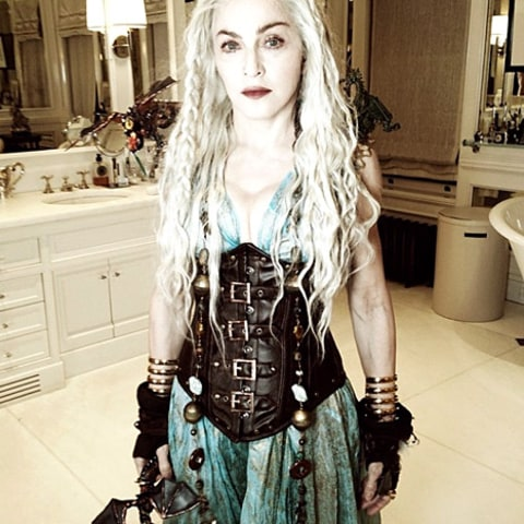 madonna khaleesi