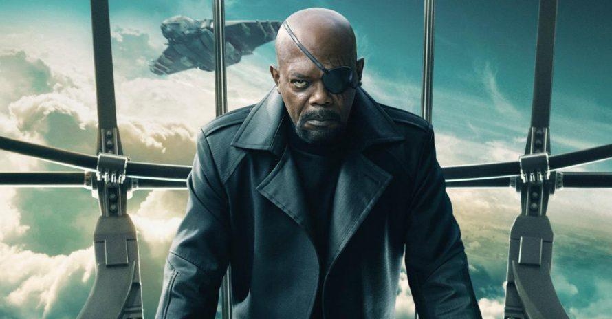 Longe de Casa comprova que Nick Fury é um Skrull desde Era de Ultron?