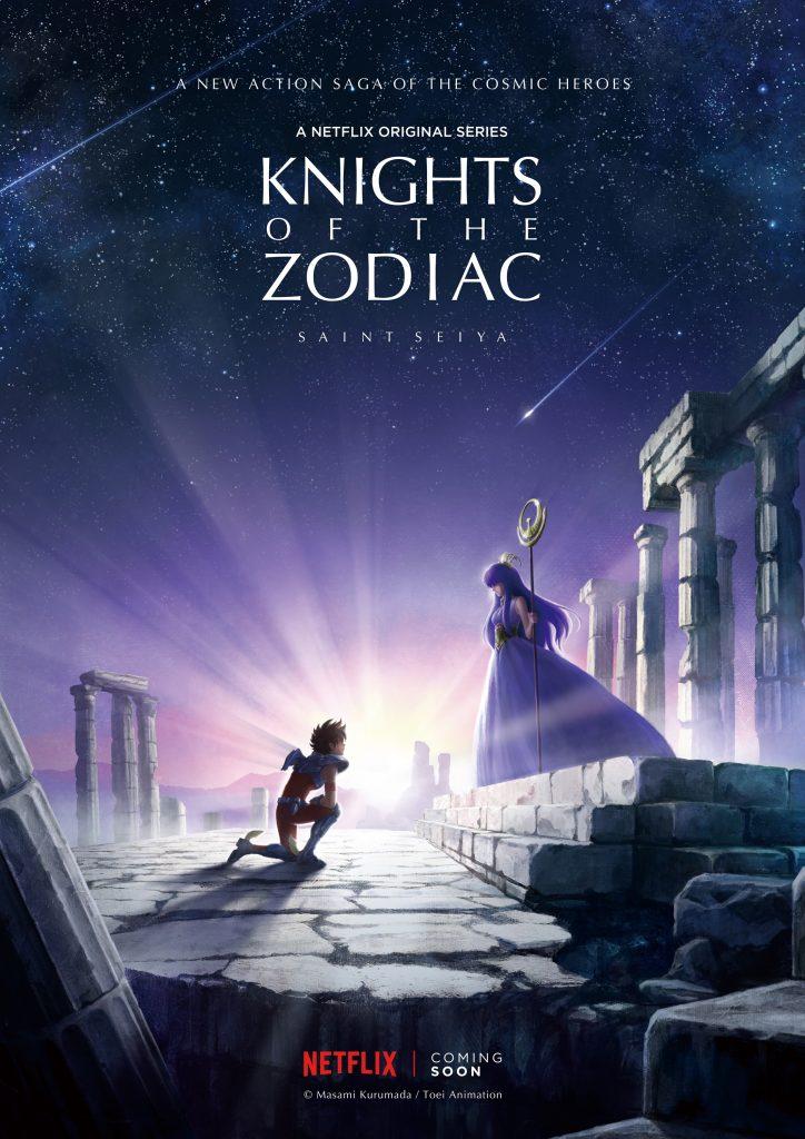 os cavaleiros do zodíaco knights of the zodiac
