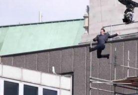 Veja o acidente de Tom Cruise durante filmagens de Missão Impossível 6