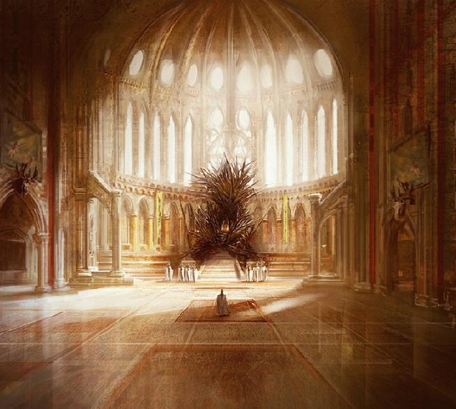 trono de ferro