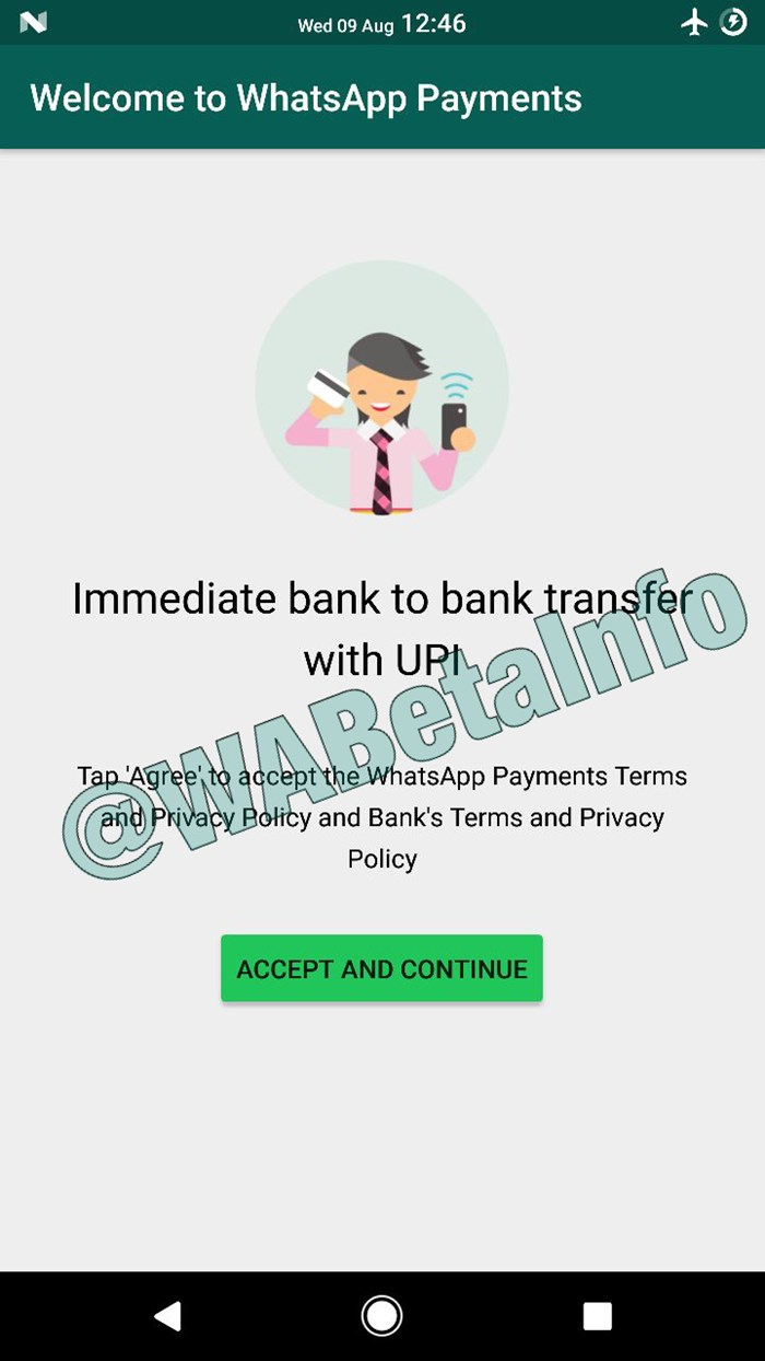 whatsapp dinheiro