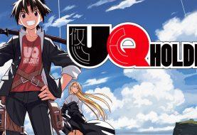 Anime UQ Holder recebe vídeo promocional e estreia em outubro