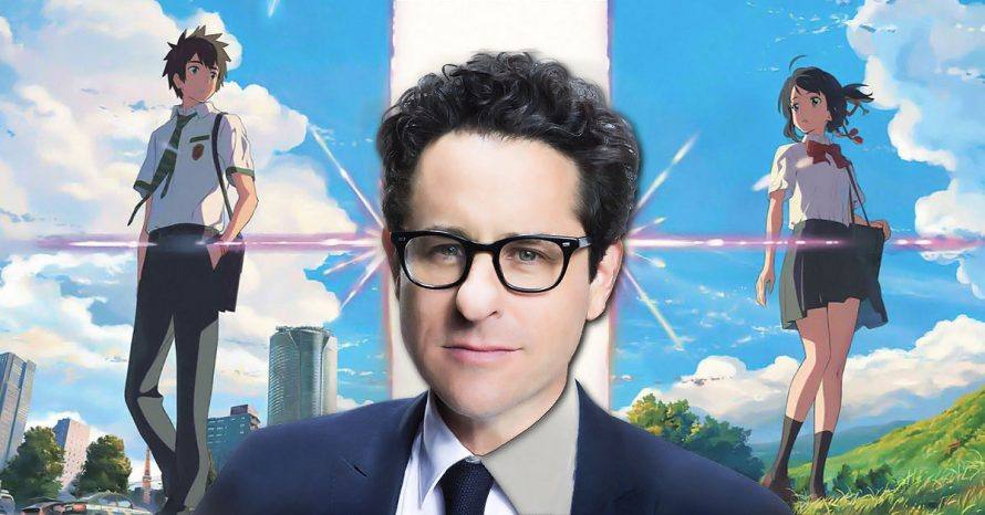 J.J. Abrams vai produzir adaptação live-action do anime Your Name