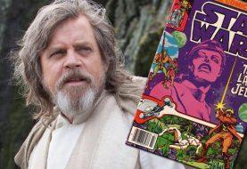 Mark Hamill: história em quadrinhos antiga tem spoiler de Os Últimos Jedi