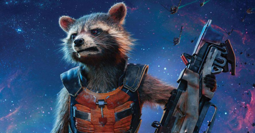 Rocket pode ser a chave para salvar Tony Stark em Vingadores: Ultimato