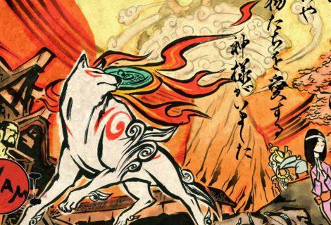 Okami HD chega para o PS4, Xbox One e PC em dezembro