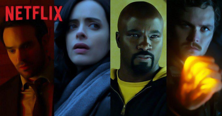 Os Defensores é uma das menores audiências da Marvel na Netflix