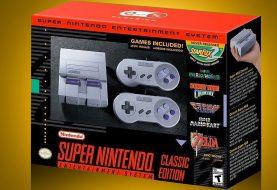 SNES Classic chega em outubro e custará R$ 999 no Brasil