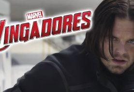 Sebastian Stan confirmado como Bucky Barnes para Vingadores 4