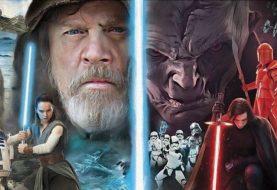 Star Wars: Os Últimos Jedi lança novas imagens e artes promocionais