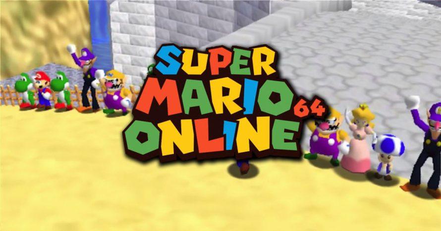 Super Mario 64 ganha versão multiplayer online criada por fãs