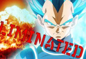Teoria: Vegeta sairá em breve do torneio do poder em Dragon Ball Super!