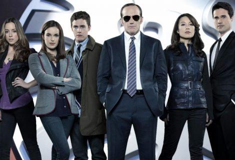 Primeiro pôster da 5ª temporada de Agentes da S.H.I.E.L.D. é divulgado