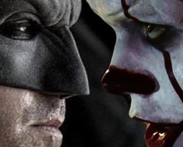 batman versus pennywise