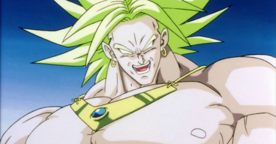 Broly é o guerreiro mais poderoso de Dragon Ball, revela animador
