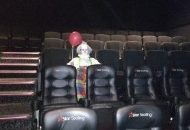 Cinema coloca palhaço em sessão de It - A Coisa e assusta público